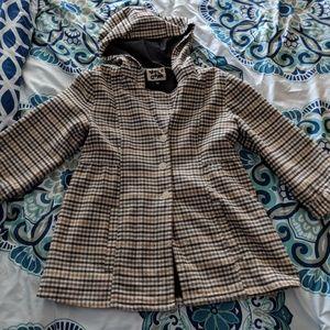 Plaid Volcom Jacket
